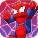 超级蜘蛛英雄酷跑