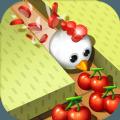 小鸡切水果