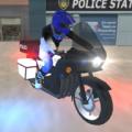 警察摩托车驾驶2020