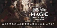 你会在哪条街上找到黑魔法商店答案