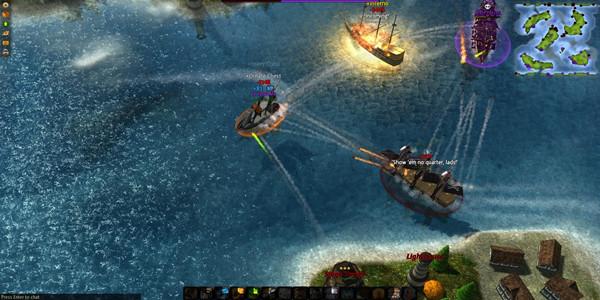 2020航海冒险游戏