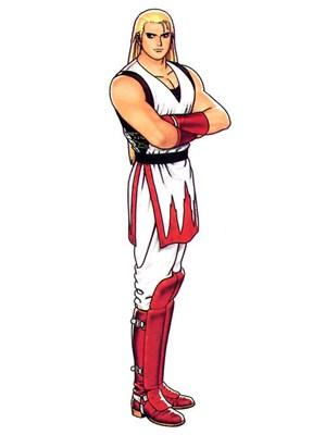 拳皇98王牌投手是谁的时装